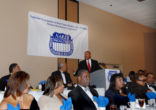 Secretary Alphonso Jackson in Las Vegas, Nevada to address