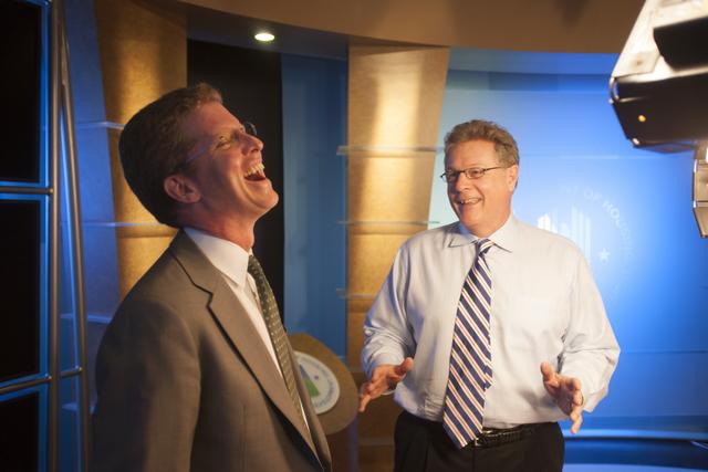 Secretary Shaun Donovan  [interviewed on]  Public Broadcasting Service (PBS)