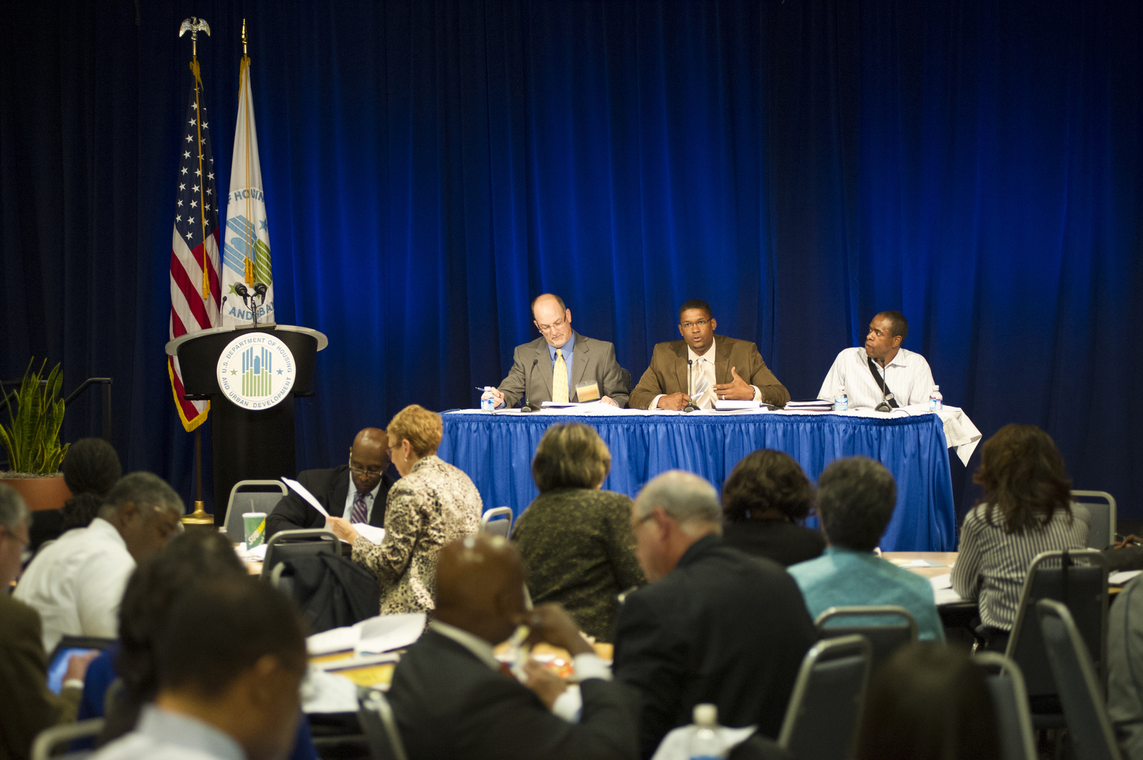 Senior executive service (SES) officials summit