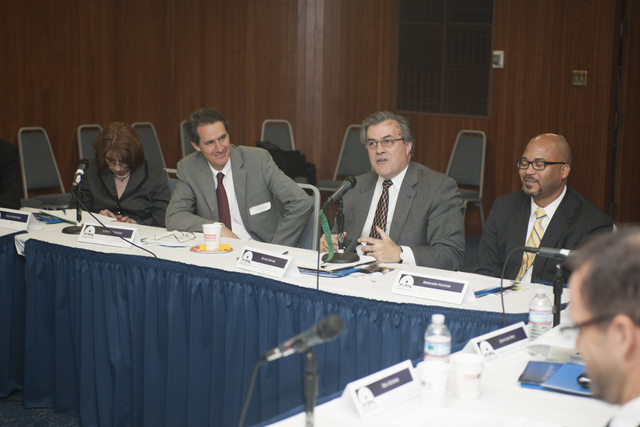South Africa Learning Experience:  [South Africa delegation meeting at HUD headquarters with HUD senior officials, including Secretary Shaun Donovan and Depupty Secretary Ron Sims]