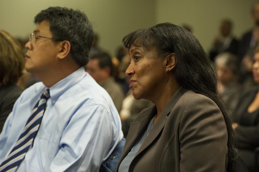 Town Hall Meeting [at HUD headquarters, with Secretary Shaun Donovan and Deputy Secretary Ron Sims presiding]
