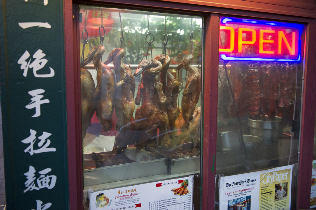 [Views of] Chinatown area, Washington, D.C.