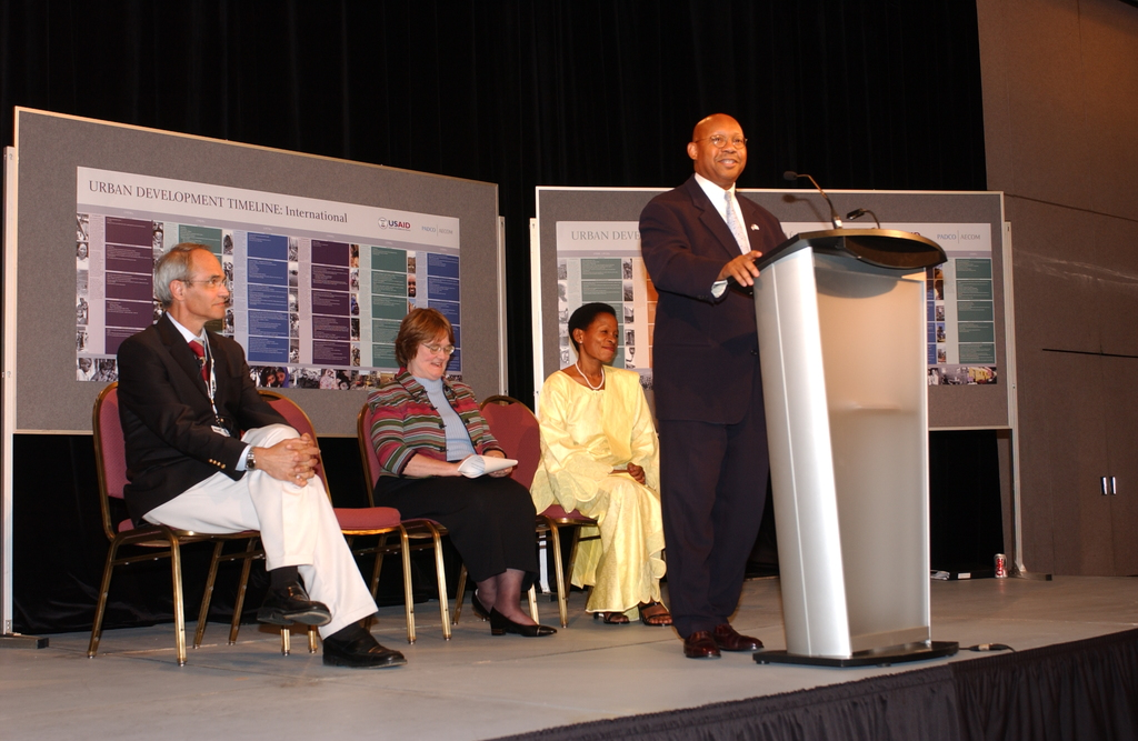 Visit of Secretary Alphonso Jackson [and aides] to Vancouver, Canada for participation in the Third Session of the World Urban Forum