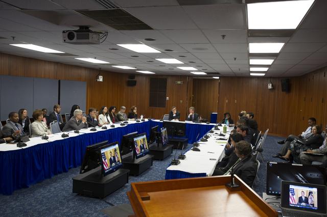 [Webcast at HUD of]  President Barack Obama addressing political appointees