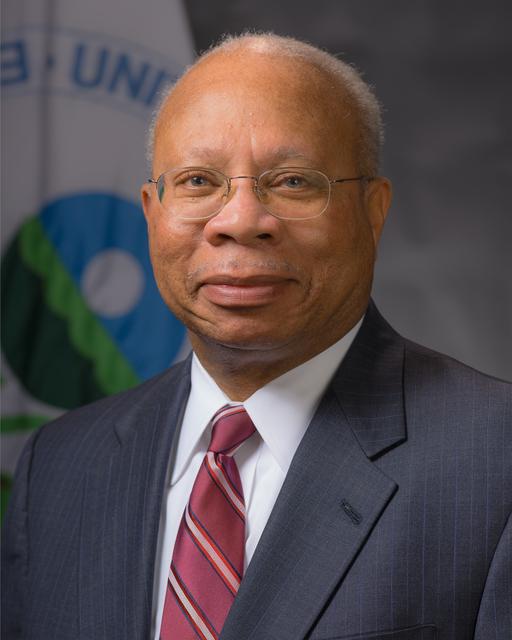 Office of Research and Development - Portrait of Jim Johnson [412-APD-1402-JimJohnson8x10.jpg]