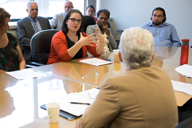 Office of the Administrator - Boston - Administrator Gina McCarthy visiting Boston Children's Hospital [412-APD-1242-2014-08-19_Boston_076.jpg]