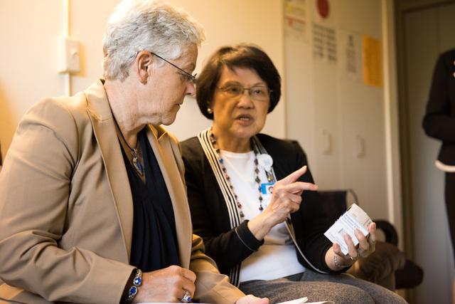 Office of the Administrator - Boston - Administrator Gina McCarthy visiting Boston Children's Hospital [412-APD-1242-2014-08-19_Boston_067.jpg]
