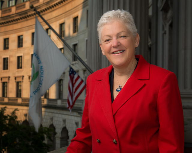 Office of the Administrator - Gina McCarthy Official Portrait [412-APD-1303-GinaMcCarthyInformal.jpg]