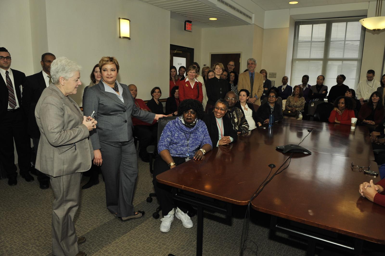 Office of the Administrator - Lisa Jackson's Farewell Tour [412-APD-1115-2013-02-07_FarewellTour_145.JPG]