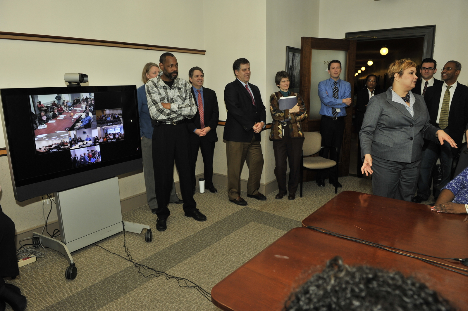 Office of the Administrator - Lisa Jackson's Farewell Tour [412-APD-1115-2013-02-07_FarewellTour_153.JPG]