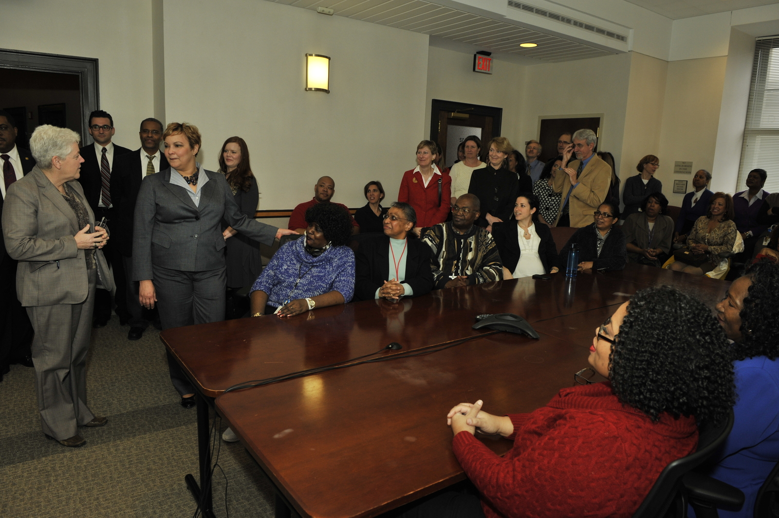 Office of the Administrator - Lisa Jackson's Farewell Tour [412-APD-1115-2013-02-07_FarewellTour_142.JPG]