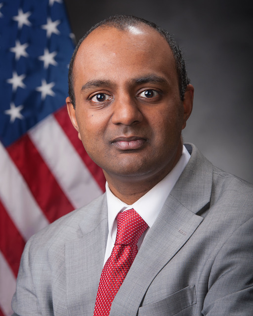 Office of the Administrator - Portrait of Arvin Ganesan [412-APD-1301-ArvinGanesan8x10.jpg]
