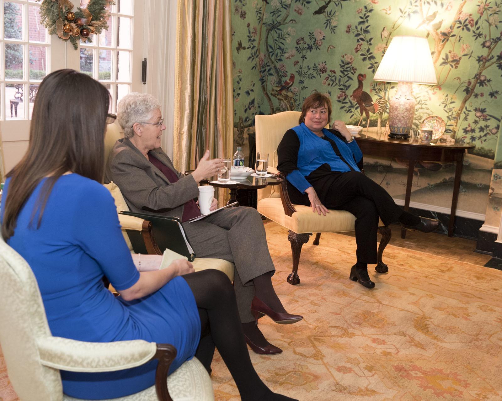 Office of the Administrator - Women in Diplomacy [412-APD-1274-12172014-women-in-diplomacy-049.jpg]