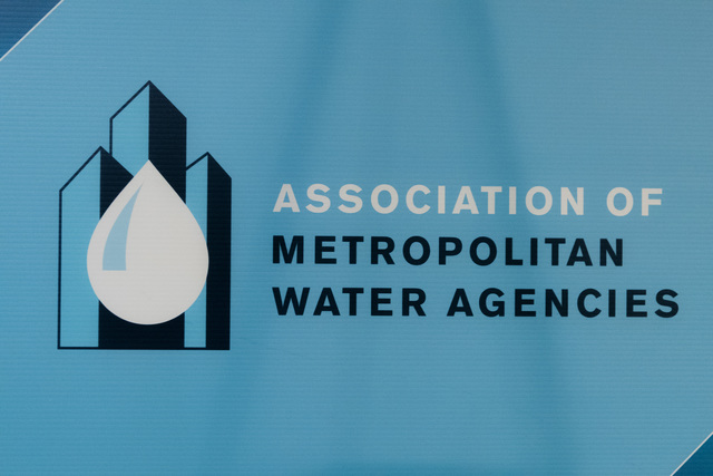Office of Water - Association of Metropolitan Water Agencies [412-APD-1417-2015-03-23_MetroWaterAgencies_001.jpg]