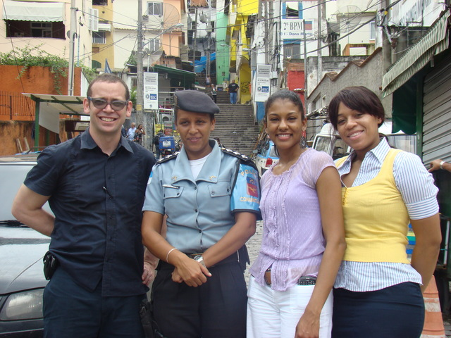 Rio de Janeiro, Brazil, [visited by HUD officials for tours, participation as part of the U.S. delegation to the]  World Urban Forum 5