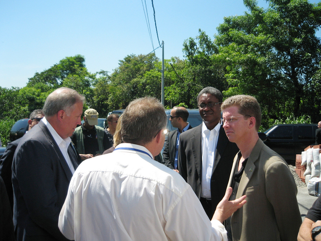 Rio de Janeiro, Brazil, [visited by Secretary Shaun Donovan, Assistant Secretary for Policy Development and Research Raphael Bostic, and other HUD officials for tours, participation as part of the U.S. delegation to the]  World Urban Forum 5