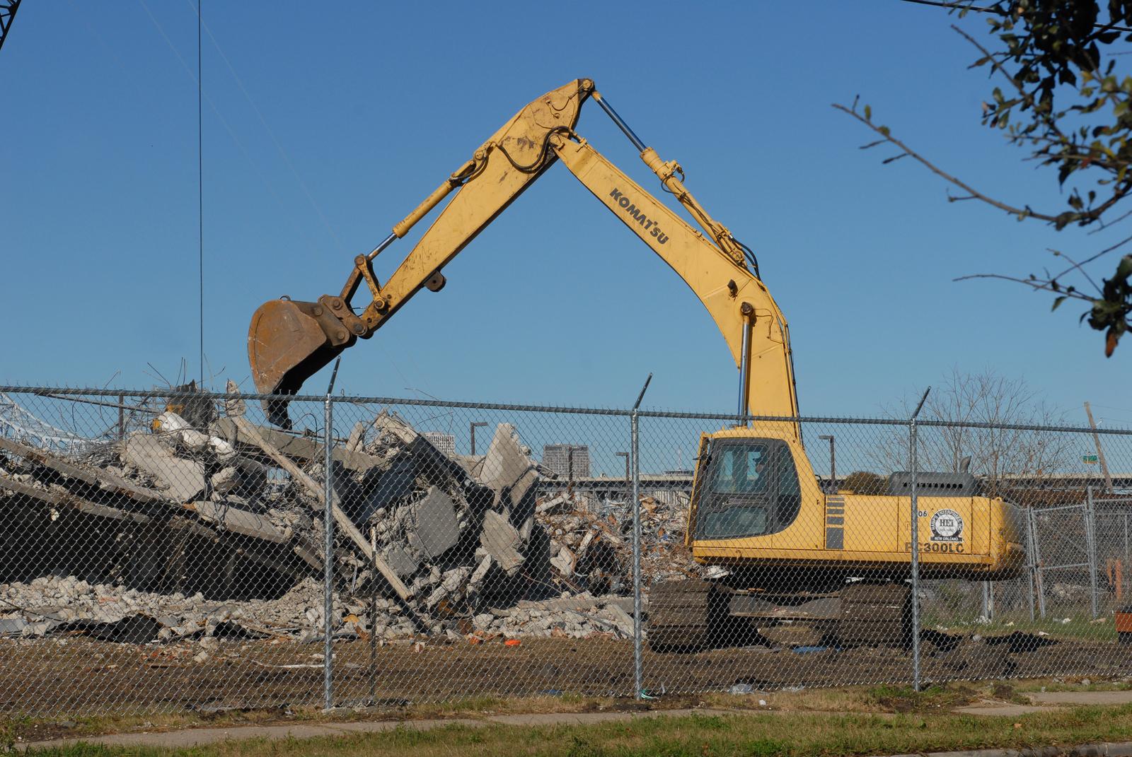 [Select views:]  New Orleans, Louisiana public housing, after Hurricane Katrina