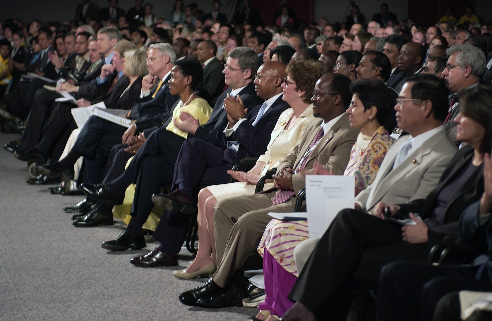 World Urban Forum in Vancouver, Canada,  attended by Secretary Alphonso Jackson