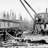 Photograph of Steam Jammer