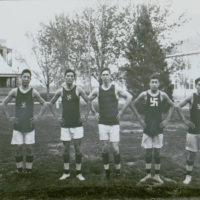 Photograph of a Ball Team