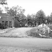 Photograph of Entrance to Van Buren Administration Site