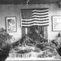 Photograph of Forest Service Exhibit at East Tawas Resort and Patter Housing Show