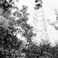 Photograph of Mission Hill Fire Tower