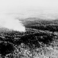 Photograph of Moose Lake Fire
