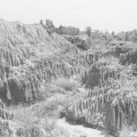Photograph of Extreme Erosion