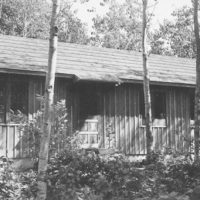 Photograph of Administration and Recreation Building