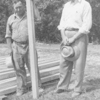 Photograph of Cottonwood Blocking