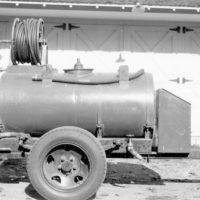 Photograph of Chequamegon Trailer Pumper