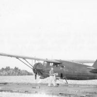 Photograph of Noorduyn Norseman Plane at Ely, Minnesota