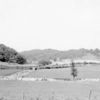 Photograph of a Valley Farm in Scioto County