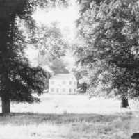 Photograph of View of the Dwelling at the Delta Ranger Station Administrative Site in Jonesboro, Illinois