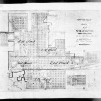 1940 Census Enumeration District Maps - Kansas - Sumner