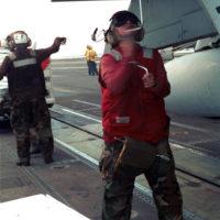 Aviation Ordnanceman Third Class (AO3) Roger A  Fowler
