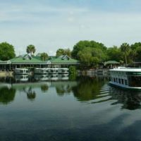 Florida Black Bear Scenic Byway - World Famous Glass Bottom Boats at Silver Springs
