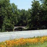 Historic National Road - Bridge over Walnut Creek